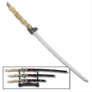 Alte Samurai-Krieger S...